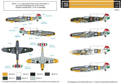 Messerschmitt Bf-109F in Hungarian Service VOL. II.