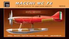 Macchi MC 72 'Early Version' full kit