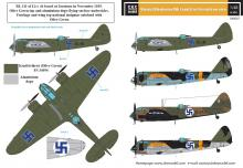 Bristol Blenheim Mk. I-II. in Finnish Service WW II