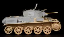 Stridsvagn m/38 Swedish tank conversion set - 4.