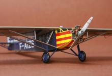 Farman F.190 'Spanish Civil War & Portugal' full resin kit - 11.