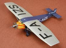 Farman F.190 'Spanish Civil War & Portugal' full resin kit - 12.
