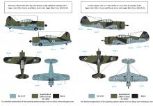 Finnish Fighters - Post War Markings - 1.