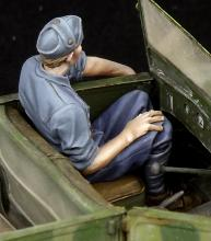 Italian NCO for 508 CM Coloniale WW II - 2.